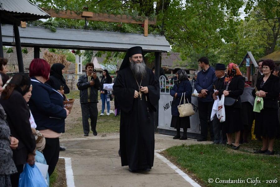 Arhimandritul Justin Dragomir