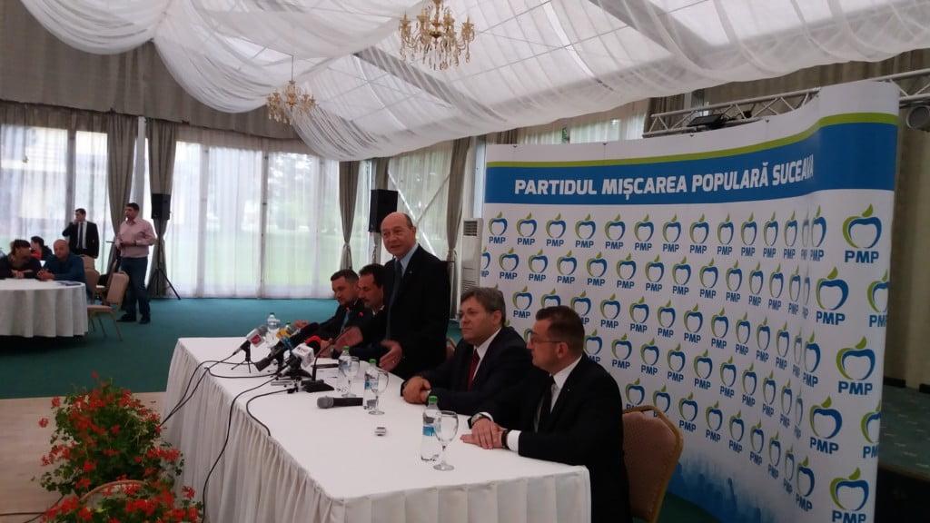 Basescu, Popovici, Codreanu, Andronache