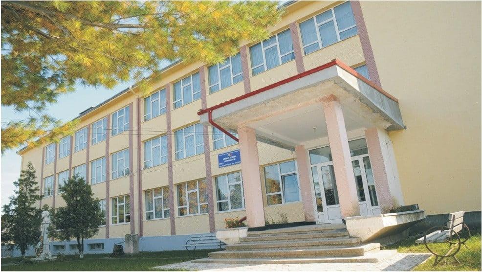 Liceul Mihai Eminescu Dumbraveni