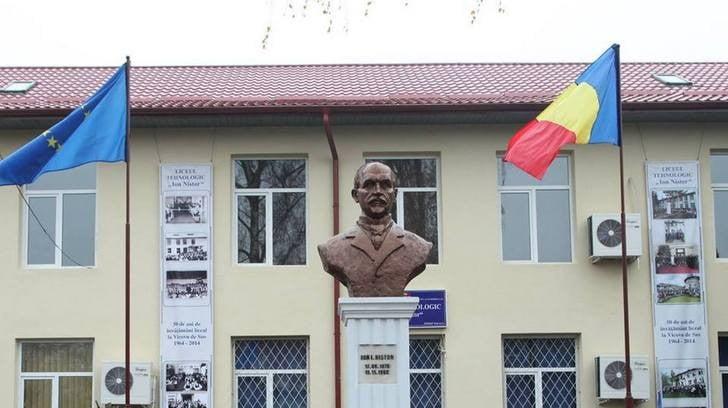Liceul Tehnologic Ion Nistor Vicovu de Sus