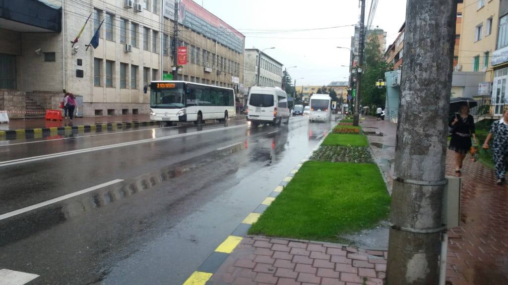 Suceava , ploaie, inundatii (1)