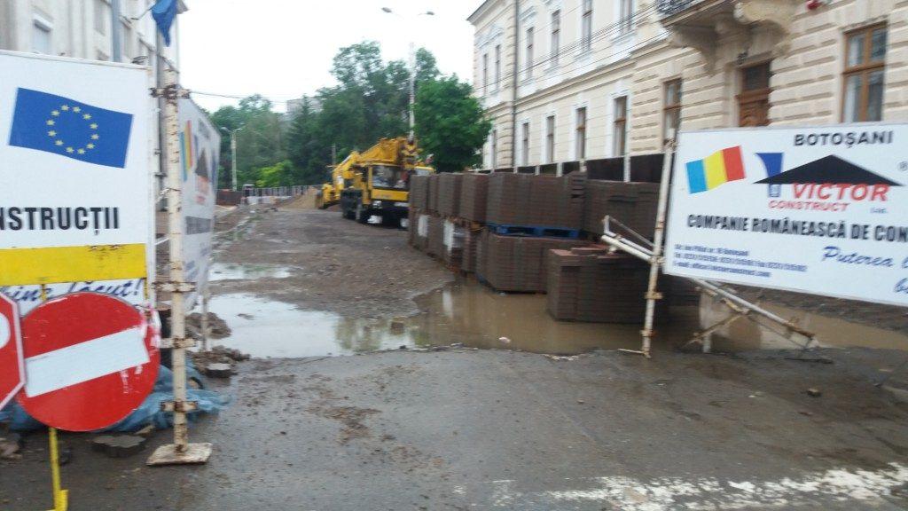 Suceava , ploaie, inundatii (2)