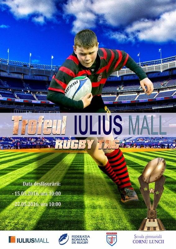 Trofeul Iulius Mall Rugby Tag