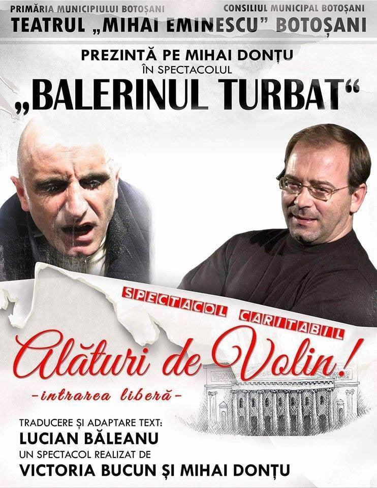 afis Balerinul Turbat