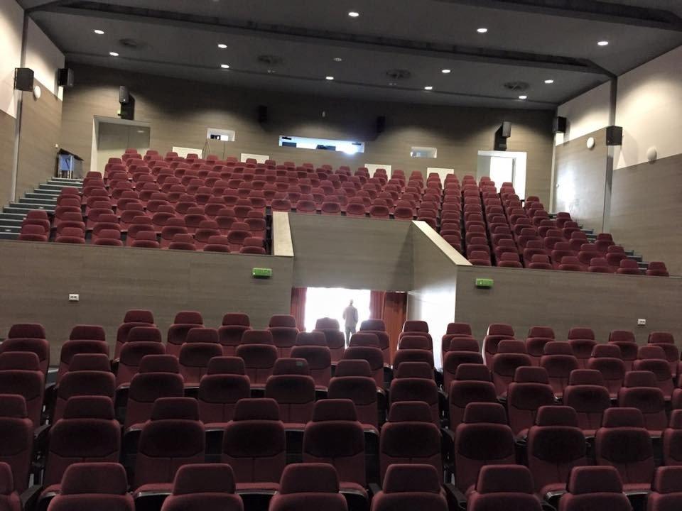 cinematograf Modern, Teatrul Matei Visniec