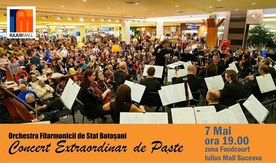 concert Paste Iulius Mall