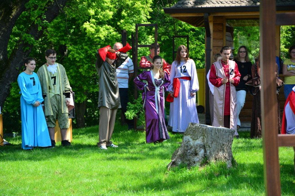 sarituri concurs medieval