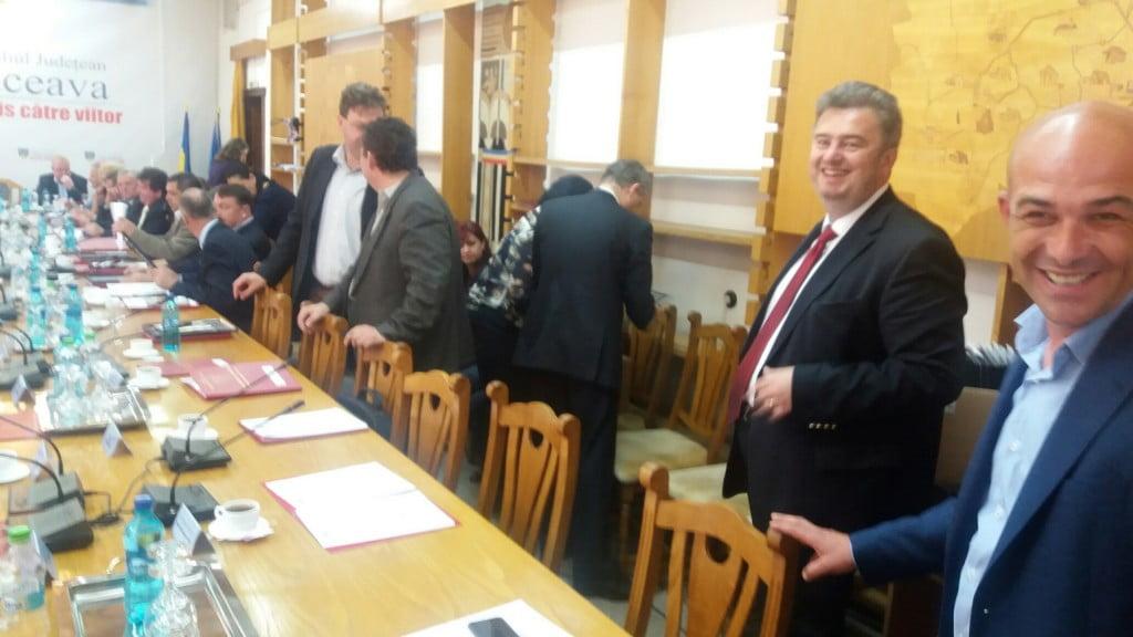 ultima sedinta CJ Suceava din mandatul 2012-2016 (1)