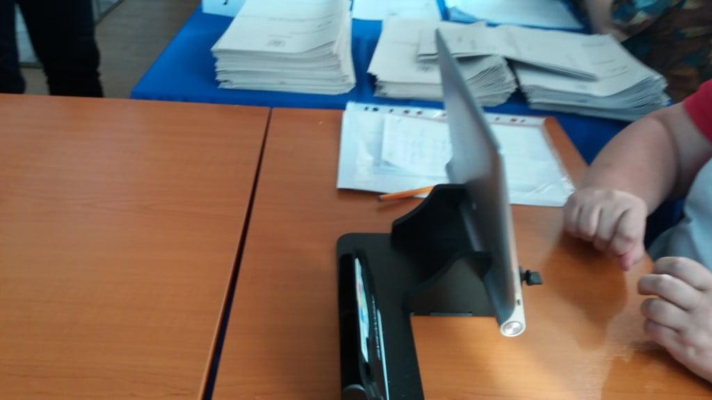 alegeri, buletine vot, sistem monitorizare prezenta vot