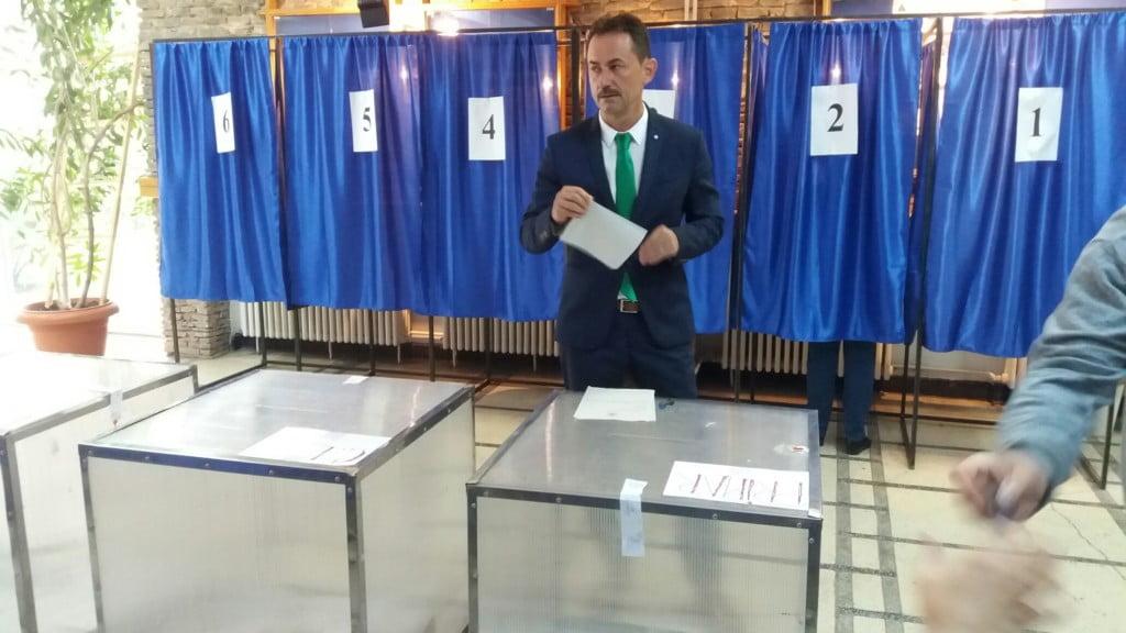 Marian Andronache la vot (1)