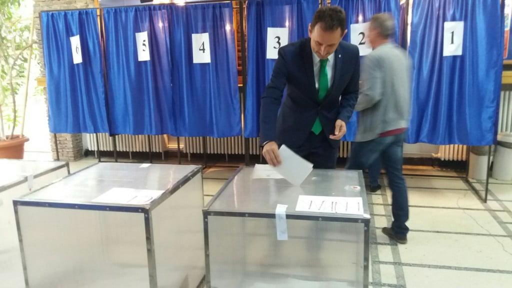 Marian Andronache la vot (2)