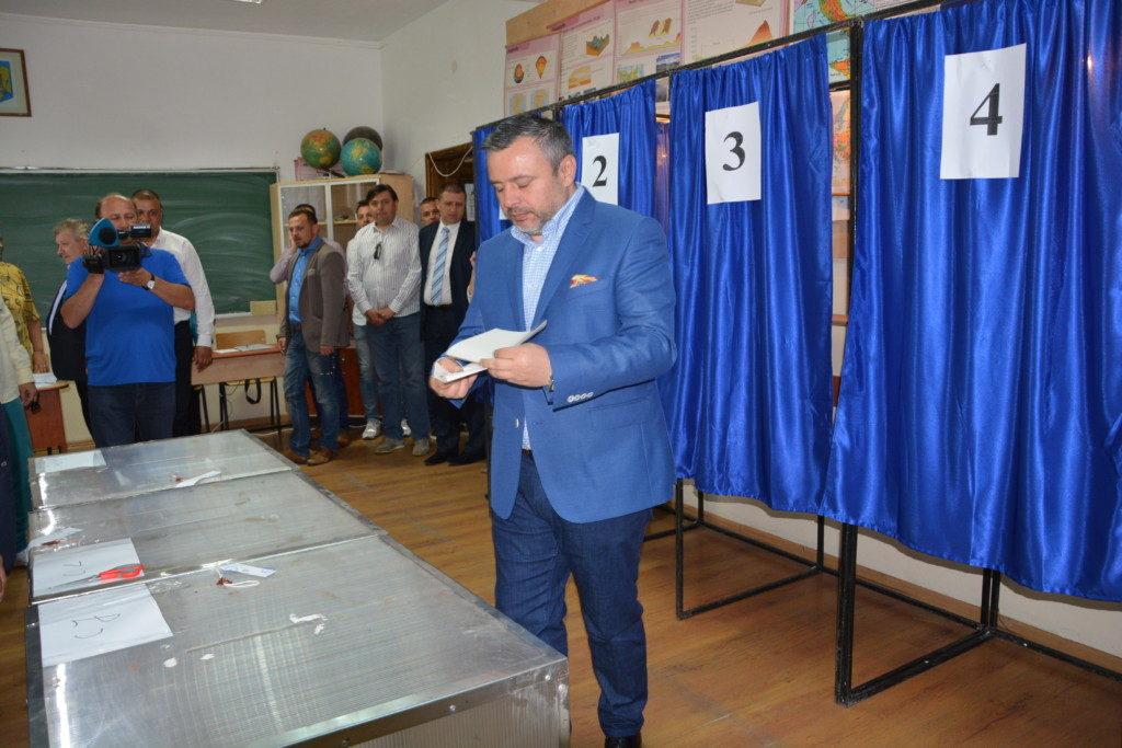 alegeri vot Balan