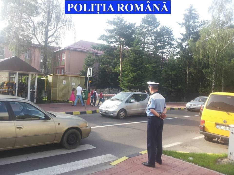 politisti evaluare nationala