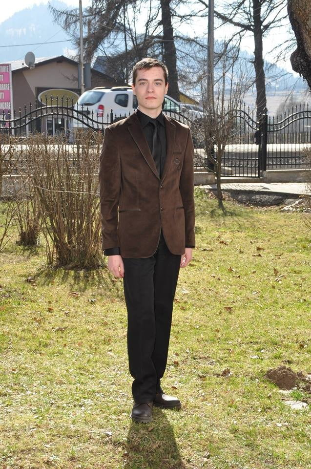 Daniel Ciobanu- Liceul Tehnologic Dorna Candrenilor