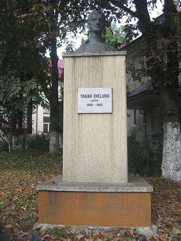 Traian Chelariu 120 la Biblioteca Bucovinei
