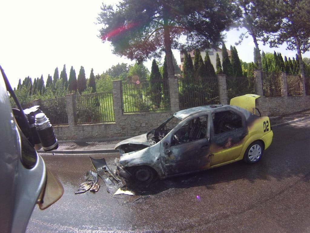 incendiu taxi (7)
