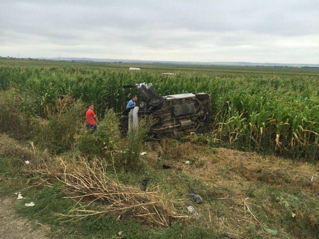 Accident Dumbrăveni (4)