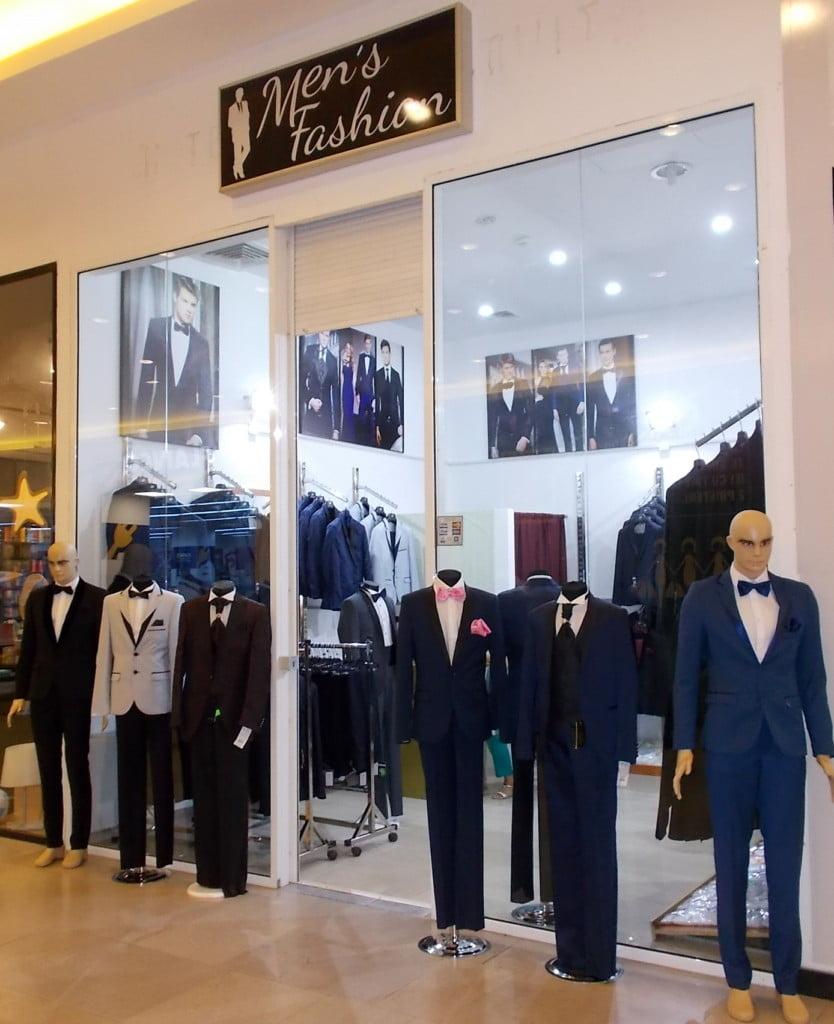 Men`s Fashion Iulius Mall Suceava