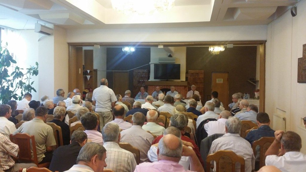 intalnire pensionari social democrati