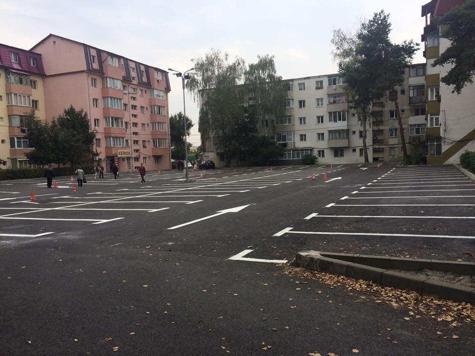 parcarea